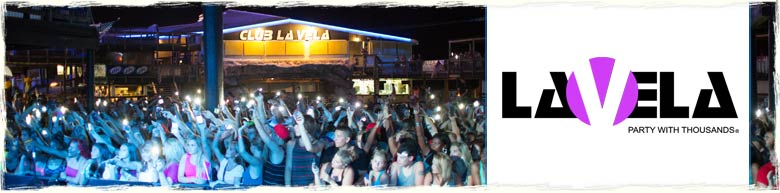 Nightclub in Panama City Beach Club La Vela