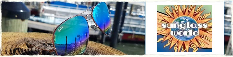 Sunglass World in Pier Park Panama City Beach