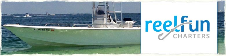 Reel Fun Fishing Charters in Panama City Beach