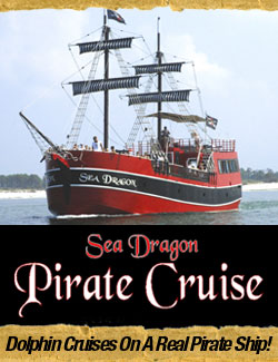 Sea Dragon Pirate Cruise in Panama City Beach, Florida