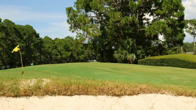 Holiday Golf Courses in Panama City Beach, Florida