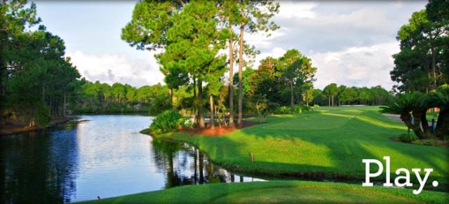 Hombre Golf Course in Panama City Beach, Florida