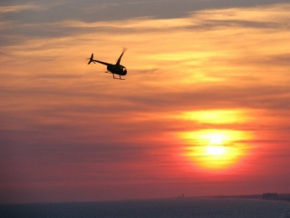 Panhandle Helicopter Tours of Panama City Beach, Florida