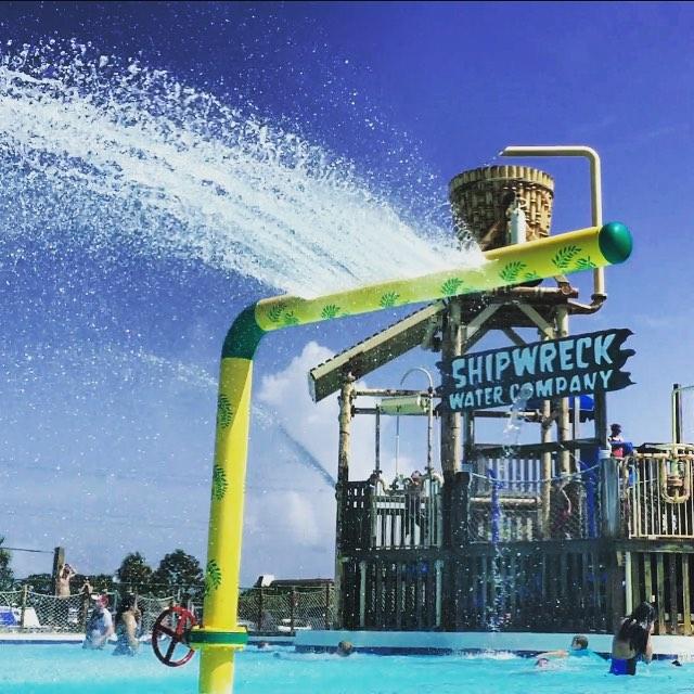 Shipwreck Island Waterpark Panama City Beach Hotels