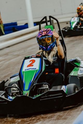 Kartona Electric Speedway in Panama City Beach, Florida