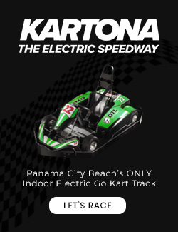 Kartona Electric Speedway in Panama City Beach, Florida