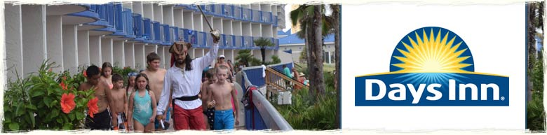 Days Inn Beach hotel in Panama City Beach