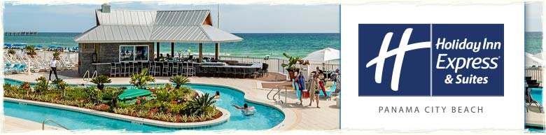 Holiday Inn Express & Suites hotel in Panama City Beach
