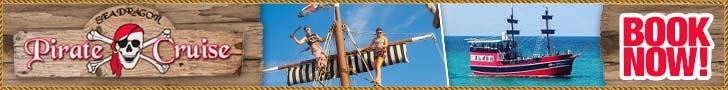 Sea Dragon Pirate Cruise in Panama City Beach, Florida