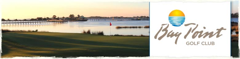 Baypoint Golf Course in Panama City Beach, Florida