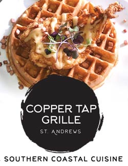 Coppertop Grille Restaurant in Panama City, Florida