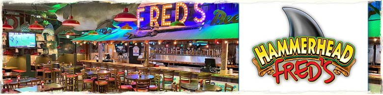 Hammerhead Fred's in Panama City Beach, Florida
