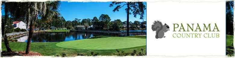 Panama City Beach Country Club Golf Course in Panama City Beach