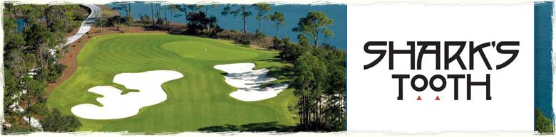 Sharkstooth Golf Course in Panama City Beach