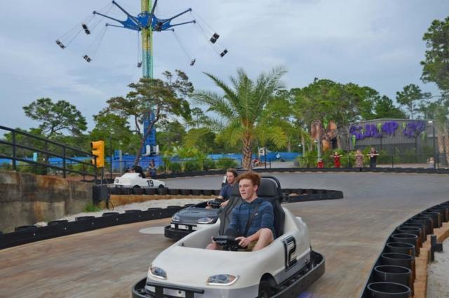 Swampy Jack's Wongo Adventure is part theme park in Panama City Beach