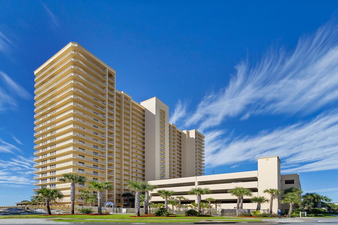 Gulf Crest Condominiums in Panama City Beach, Florida
