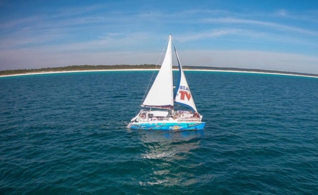 Island Time Sailing Cruise in Panama City Beach, Florida