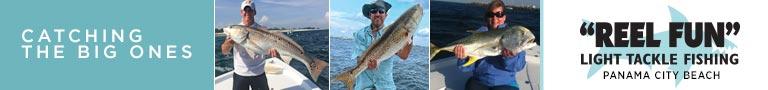 Reel Fun Fishing Charters in Panama City Beach